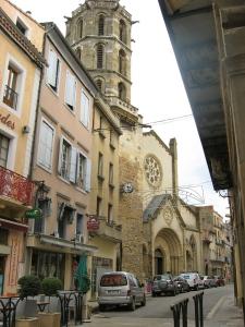 The église