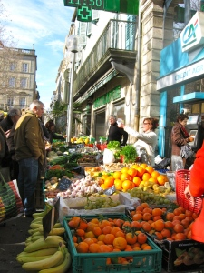Produce at Place Carnot