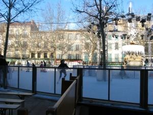 Ice skating anyone?