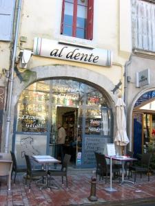 Italian Restaurant on the square