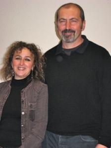 monsieur le maire et son épouse
