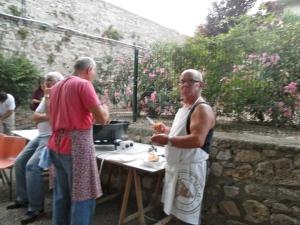Chef station