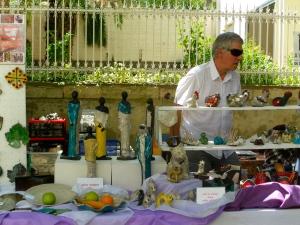 A vendor