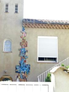 Mosaic - Art is everywhere!