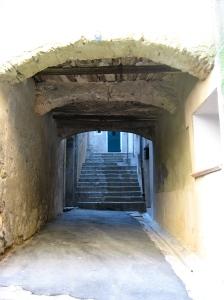 Rue de escalier