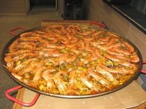 Paella... bon appétit!