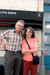 Alain et Liliane