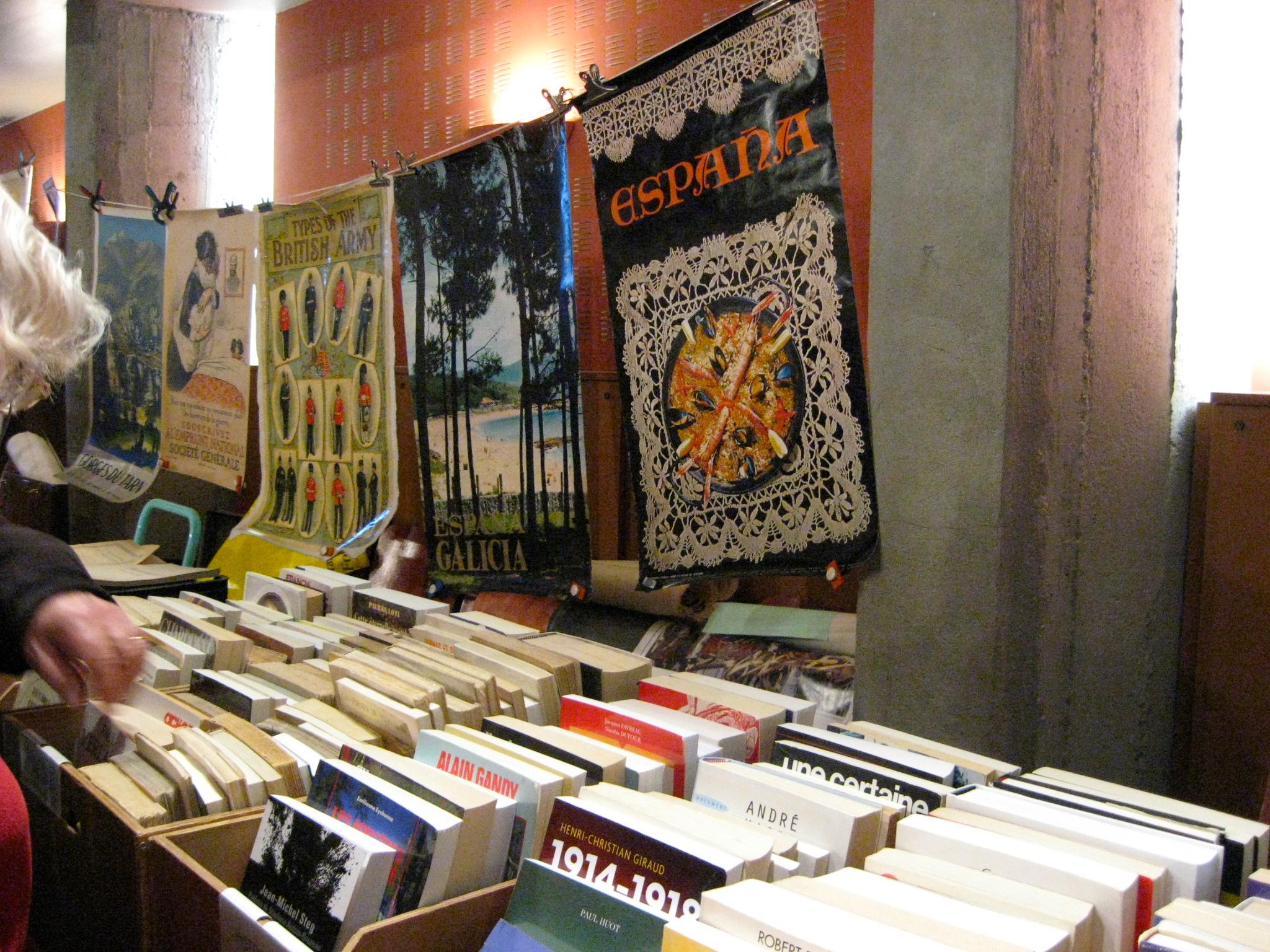 Montolieu et salon du livre ancien found in france for Salon du livre france