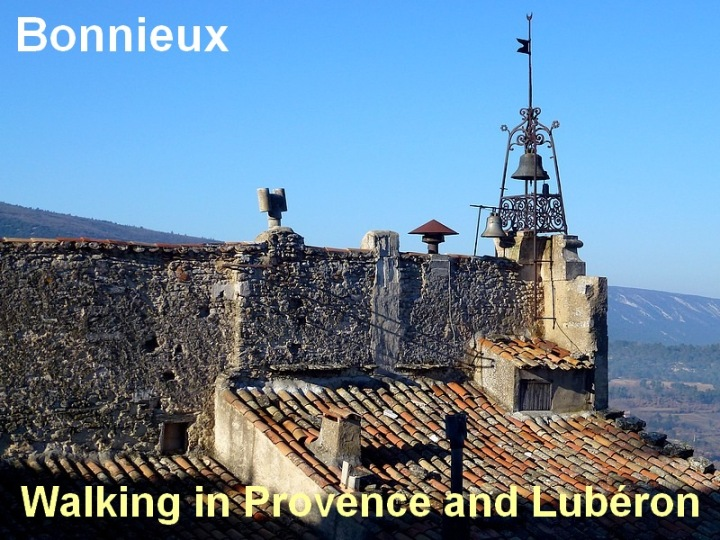 0 bonnieux walking in provence