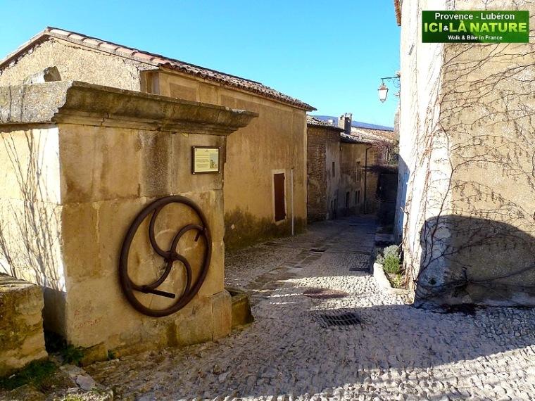 16-walking tour provence