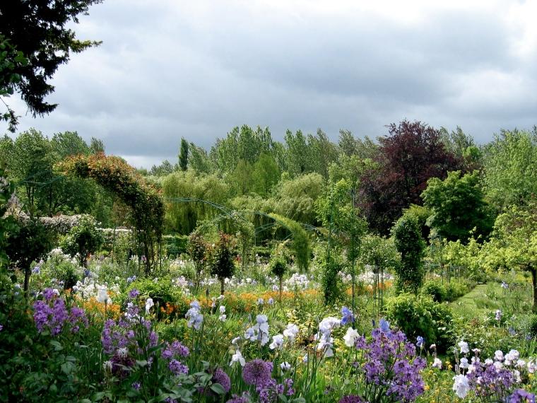 Monet's garden - Giverny