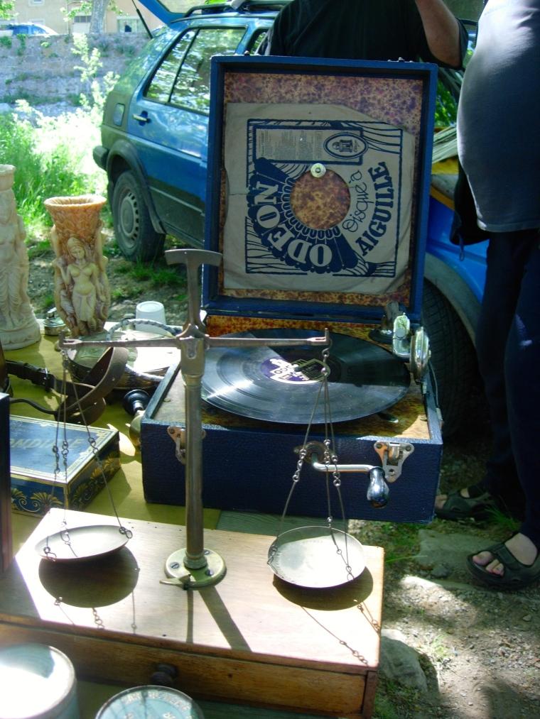 phonograph...