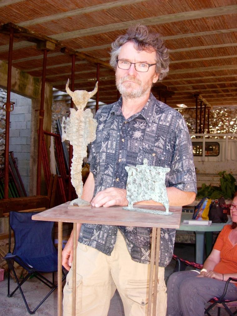 Michel Jacucha - Sculpteur