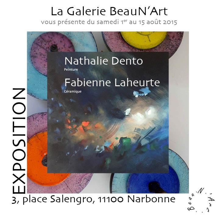 Exposition: La Galerie BeauN'Art